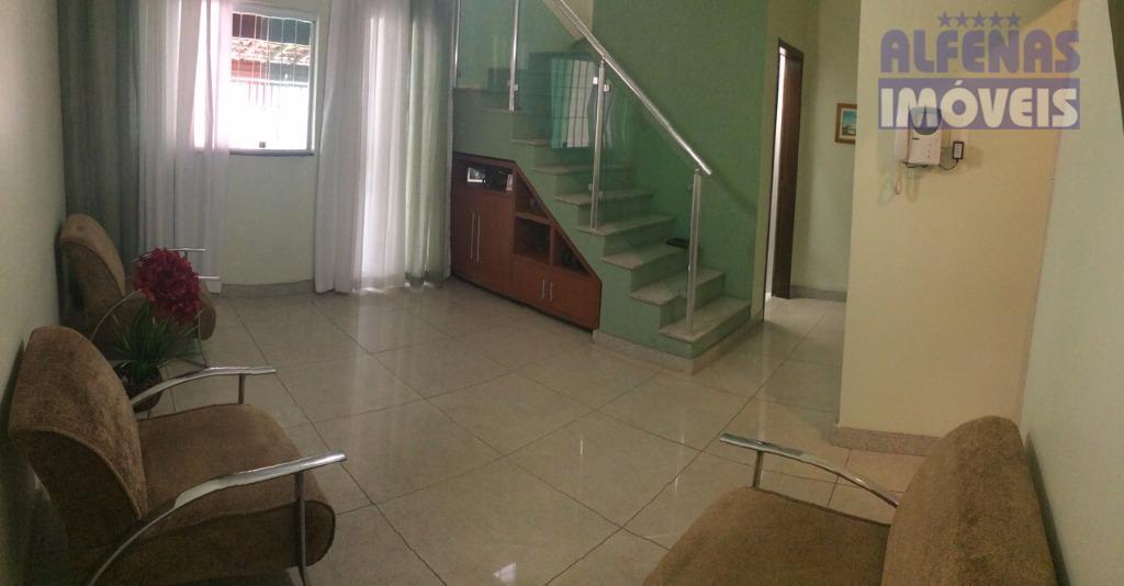 Casa residencial à venda, Fonte Grande, Contagem.