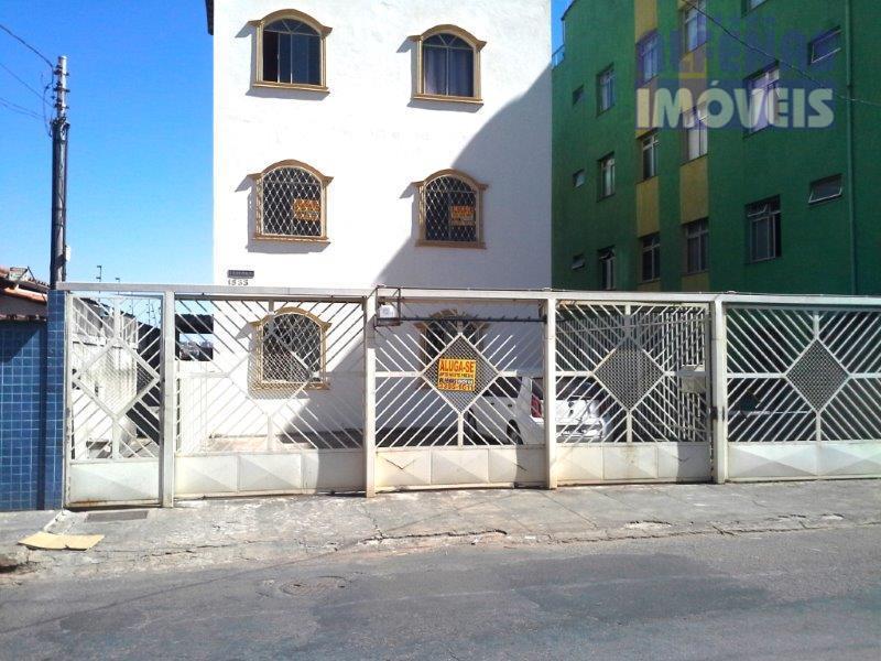Apartamento residencial para locação, Eldorado, Contagem - AP4518.