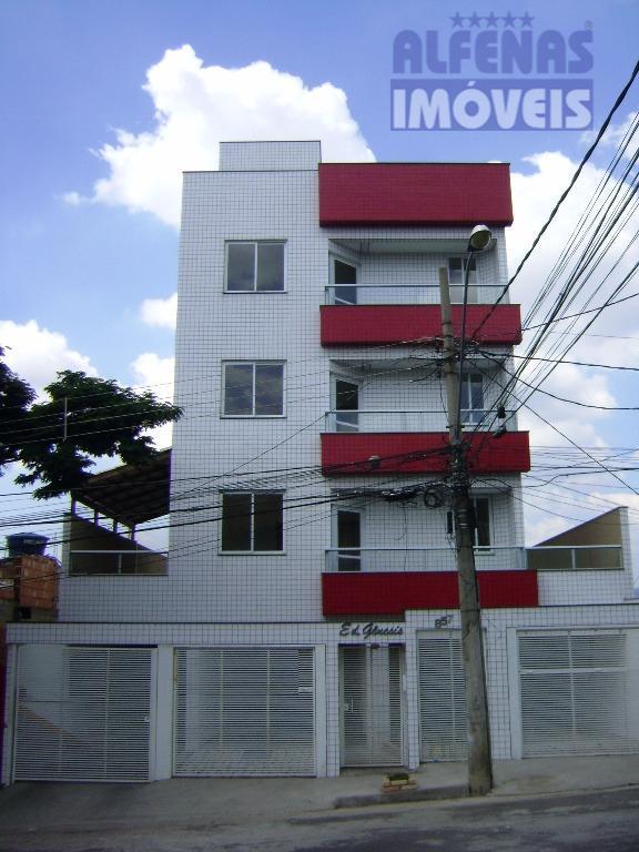 Cobertura residencial à venda, Riacho das Pedras, Contagem.