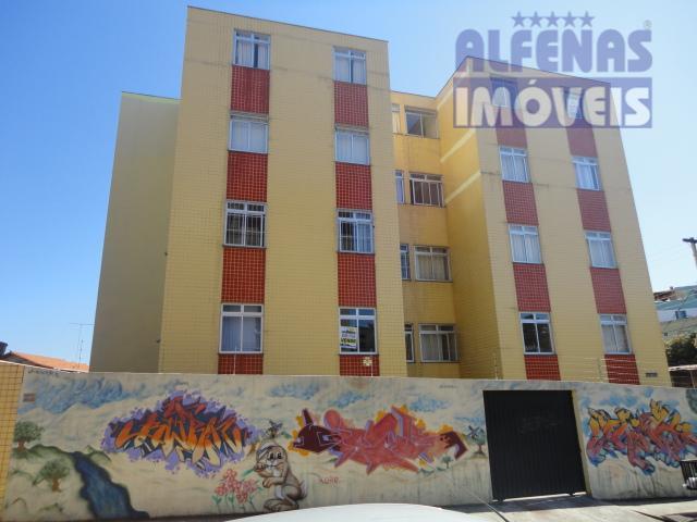 Apartamento residencial para locação, Novo Eldorado, Contagem - AP1612.