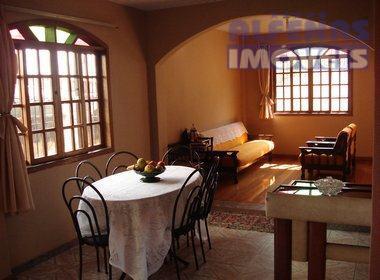 Casa residencial à venda, Conjunto Água Branca, Contagem.