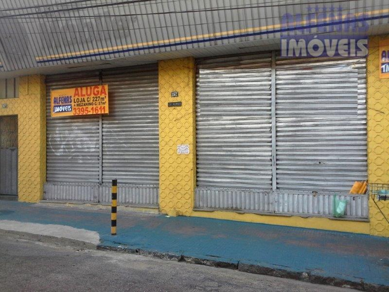 Loja  comercial para locação, Amazonas, Contagem.