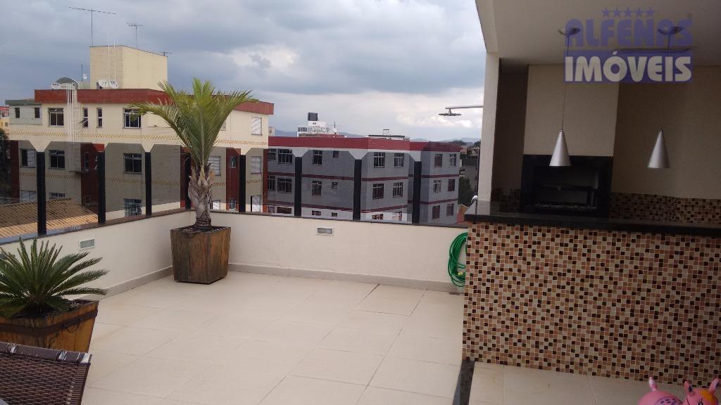 Cobertura residencial à venda, Novo Eldorado, Contagem.