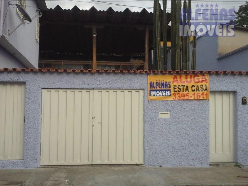 Casa  residencial para locação, Jardim Vera Cruz, Contagem.