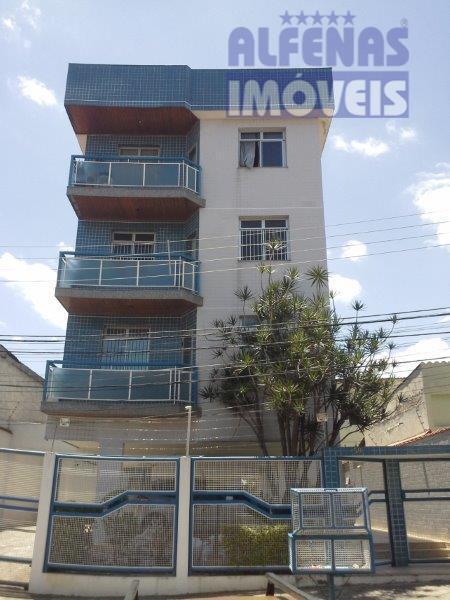Apartamento residencial para locação, Novo Eldorado, Contagem - AP0357.