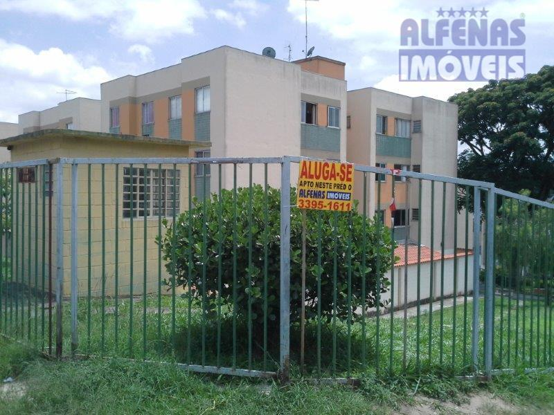 Apartamento residencial para locação, Santa Maria, Contagem.