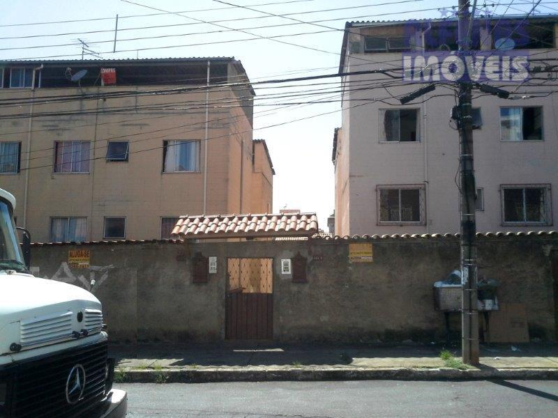 Apartamento residencial para locação, Eldorado, Contagem - AP2345.