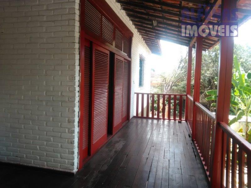 Casa residencial e comercial para locação, Centro, Contagem.