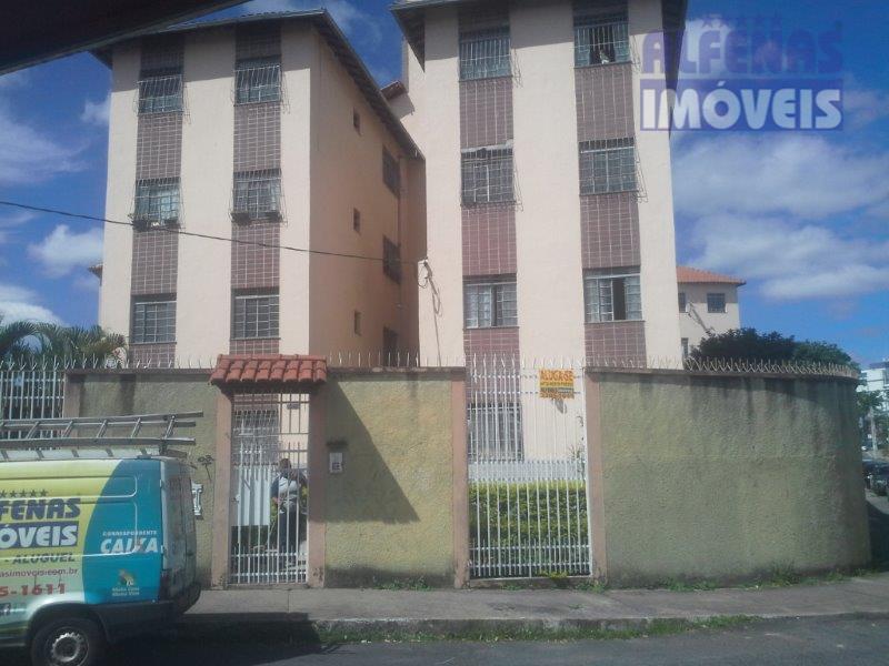 Apartamento residencial para locação, Eldorado, Contagem - AP2164.