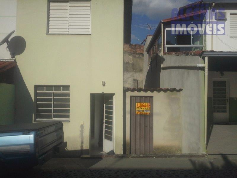 Casa residencial para locação, Fonte Grande, Contagem.