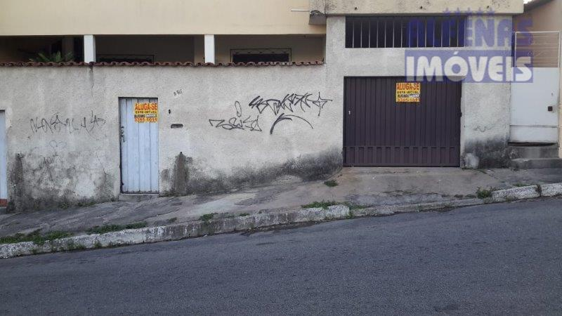 Casa residencial para locação, Jardim Bandeirantes, Contagem.