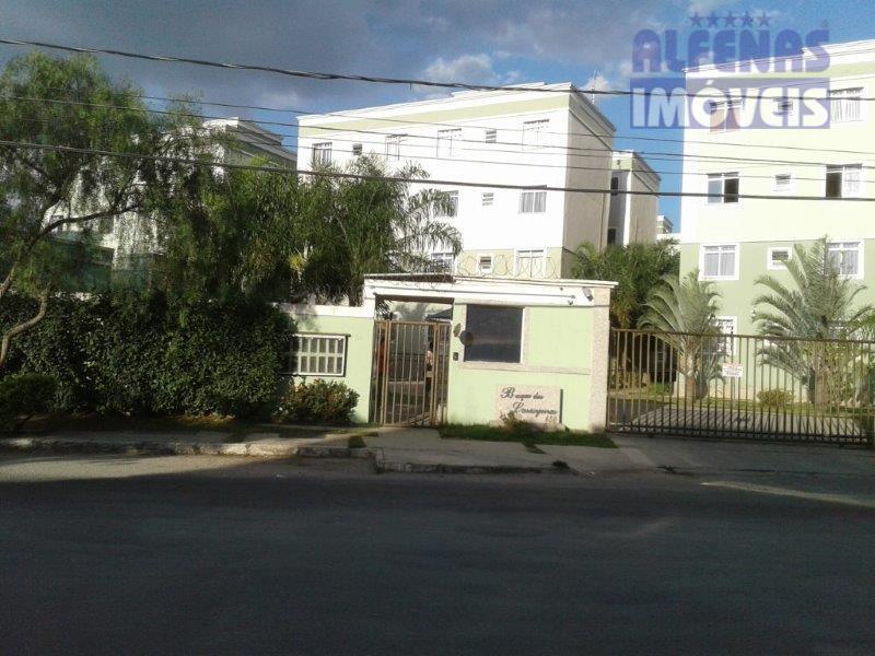 Apartamento residencial para locação, Sapucaia, Contagem.