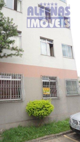 Apartamento residencial para locação, Santa Maria, Belo Horizonte - AP1281.