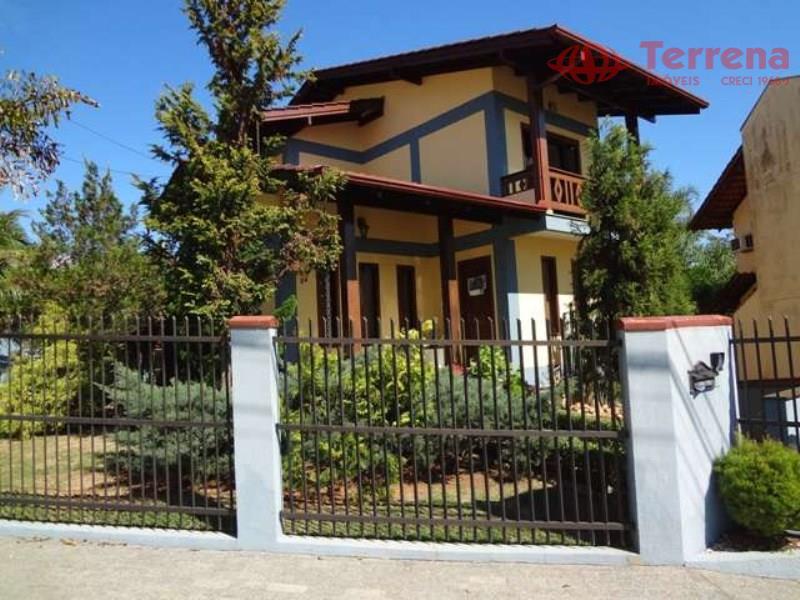 Casa Residencial à venda, Escola Agrícola, Blumenau - CA0003.