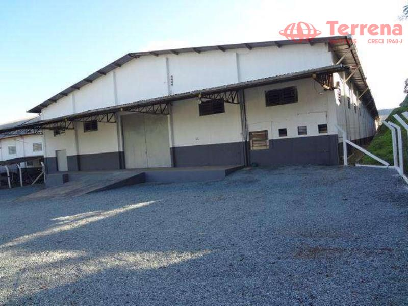 Galpão Comercial para locação, Bairro Salto do Norte, Cidade Blumenau - GA0039.