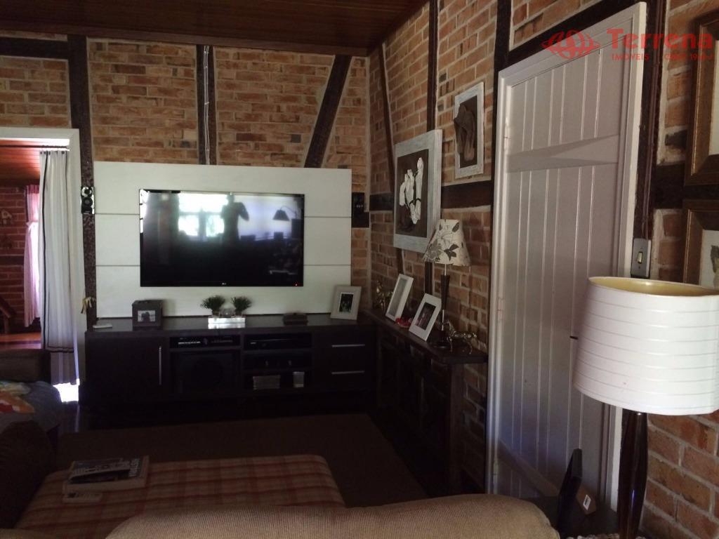 belíssima chácara/sítio localizada no bairro encano baixo, indaial/sc. assista ao vídeo do imóvel que preparamos para...