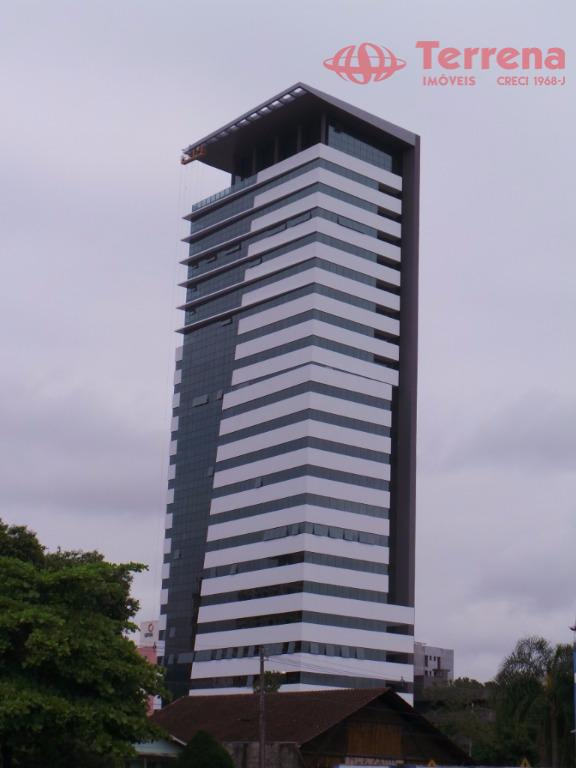 Sala Comercial para locação, Bairro Velha, Blumenau - SC - SA0027.