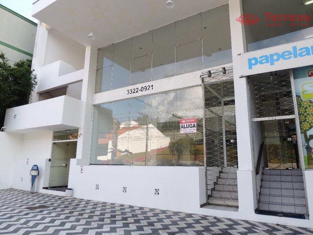 Loja Comercial para Locação com 3 vagas de Garagens, Centro, Blumenau/SC