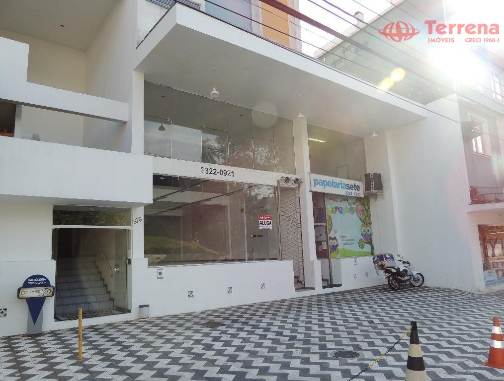 Loja Comercial para Locação, Centro, Blumenau/SC