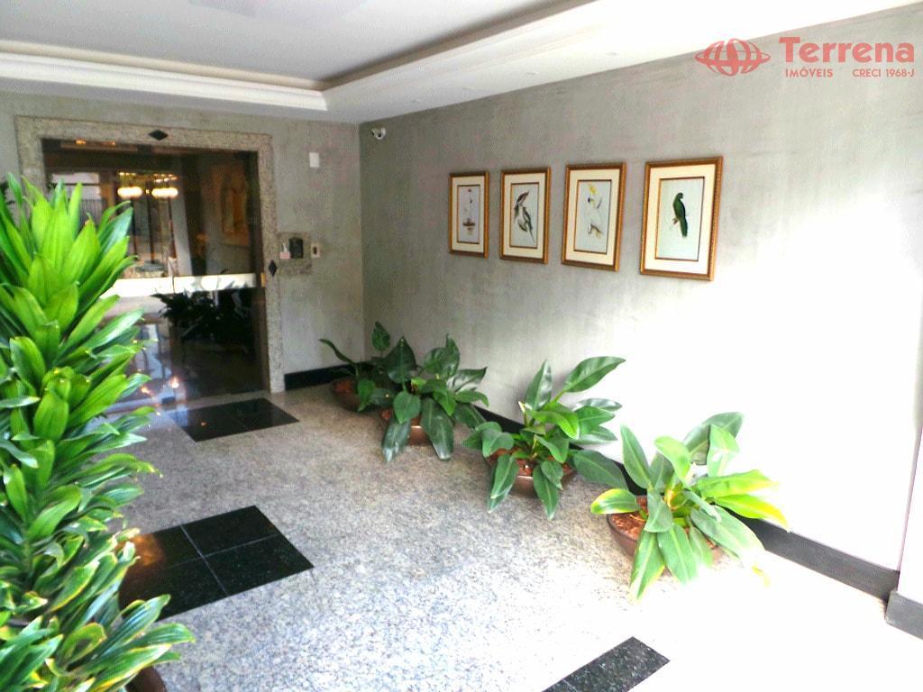 belíssimo apartamento de alto padrão à venda na região da alameda rio branco, uma das áreas...