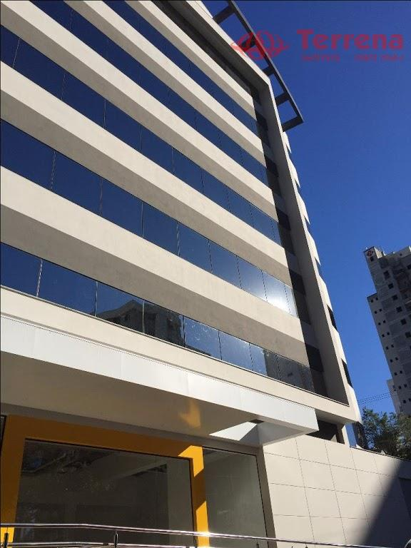 Salas Novas, Ed. Square Office, Jardim Blumenau, Blumenau/SC.