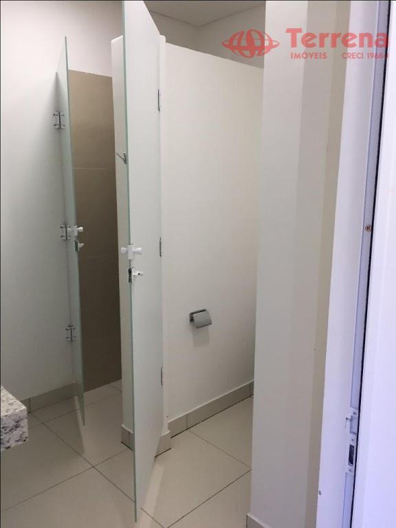 banheiros dos vestiários