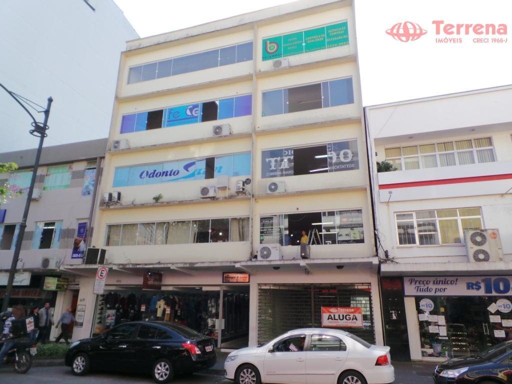 Loja Térrea Rua XV de Novembro, Centro, Blumenau/SC