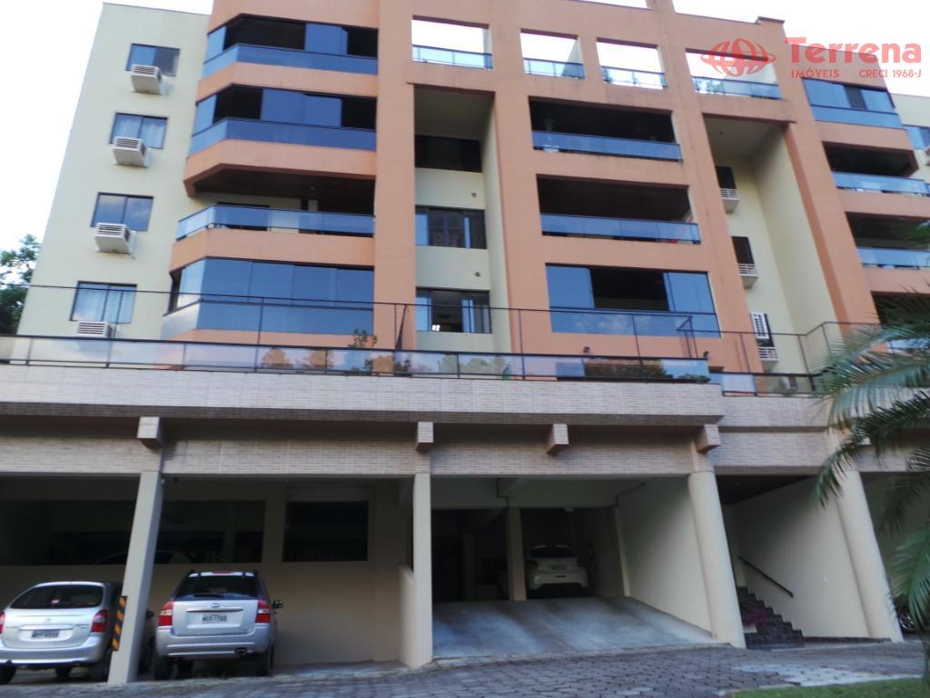 Apartamento Amplo com 2 Garagens para Venda ou Locação.  Bairro Ribeirão Fresco. Blumenau