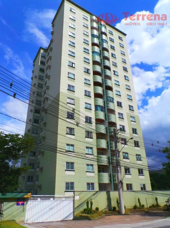 Apartamento residencial para locação, Valparaíso, Blumenau.
