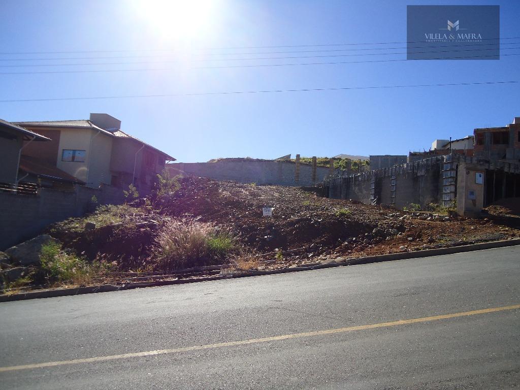 Terreno residencial à venda, Jardim Europa, Poços de Caldas - TE0033.