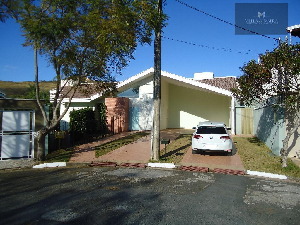 Casa residencial à venda, Condomínio Pitangueiras, Poços de Caldas.