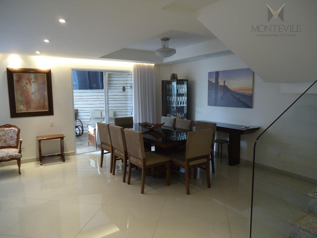 Casa residencial à venda, Condomínio Bosque das Araucárias, Poços de Caldas.