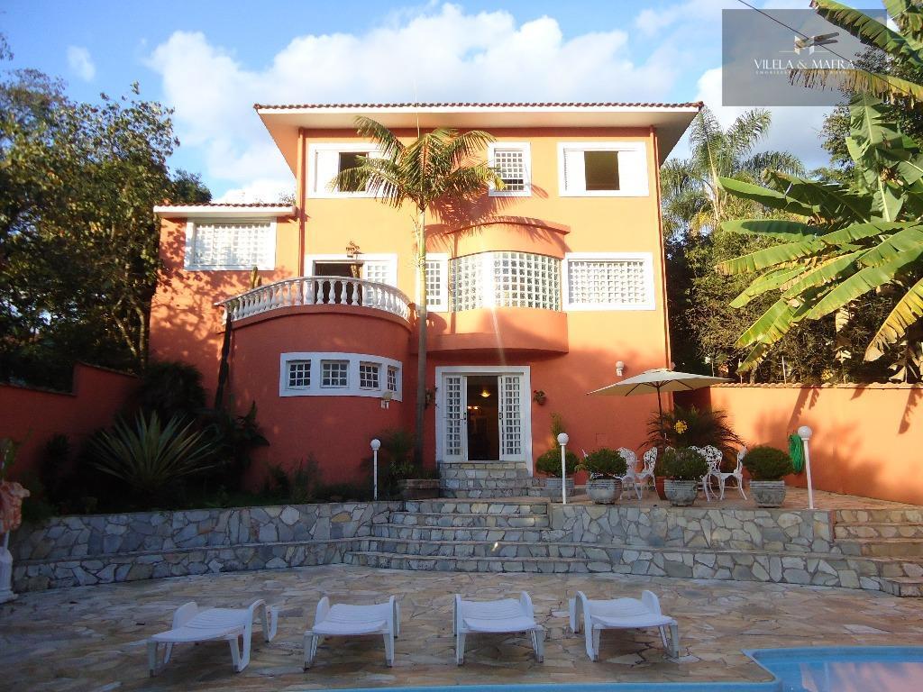 Casa residencial à venda, Bianucci, Poços de Caldas.