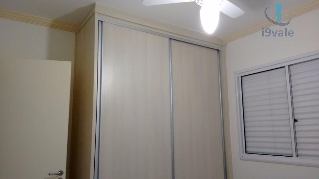 Apartamento de 2 dormitórios em Jardim Maria Amélia, Jacareí - SP