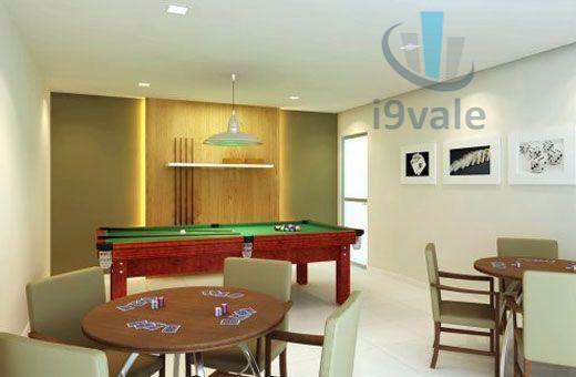 Apartamento de 3 dormitórios em Villa Branca, Jacareí - SP