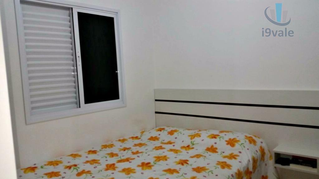 Apartamento de 2 dormitórios em Jardim Satélite, São José Dos Campos - SP