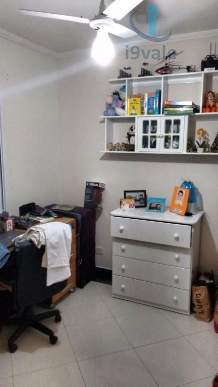 Apartamento de 3 dormitórios em Jardim Satélite, São José Dos Campos - SP