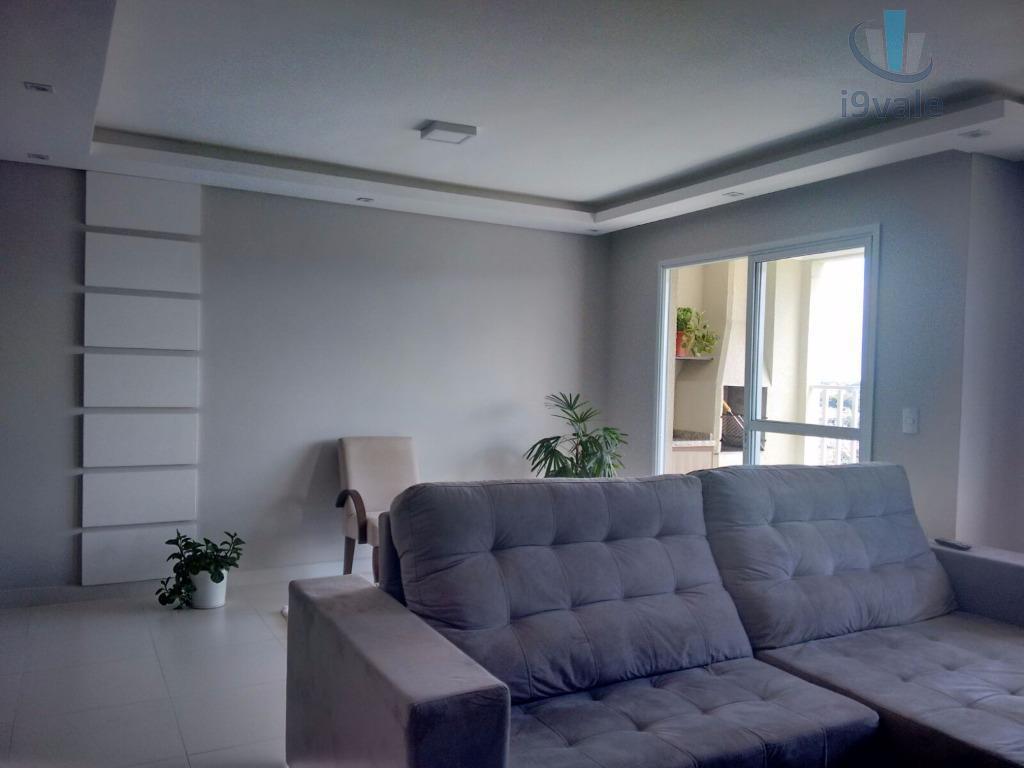 Apartamento de 3 dormitórios em Jardim América, São José Dos Campos - SP