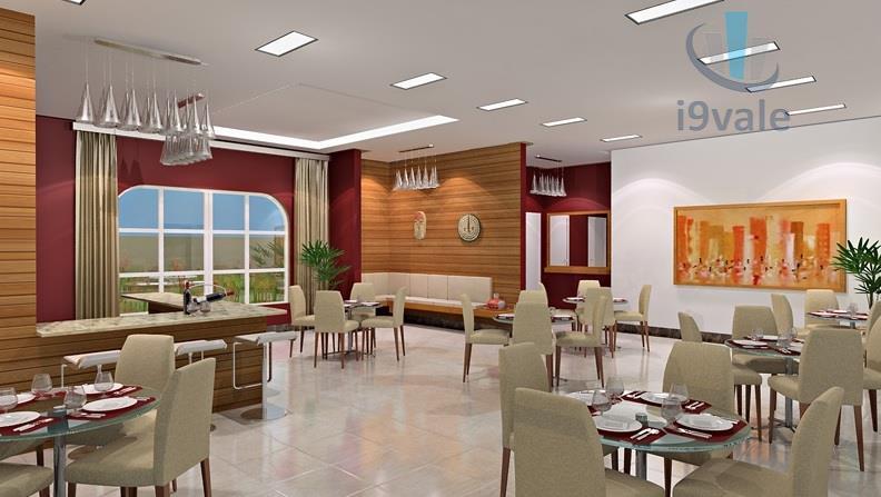 Apartamento de 2 dormitórios em Vila Ema, São José Dos Campos - SP