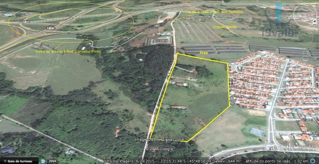 Área em Putim, São José Dos Campos - SP