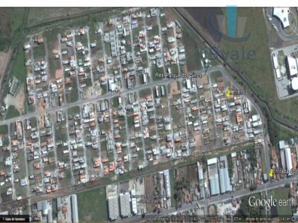 Terreno em Residencial Parque Dos Sinos, Jacareí - SP