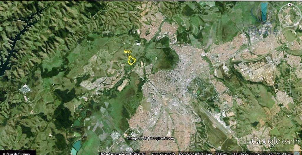 Área em Urbanova, São José Dos Campos - SP