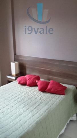 Apartamento de 3 dormitórios em Jardim Pereira Do Amparo, Jacareí - SP