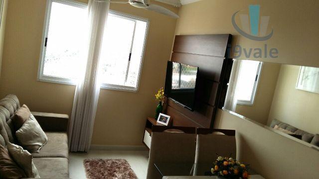 Apartamento de 2 dormitórios em Jardim Ismênia, São José Dos Campos - SP