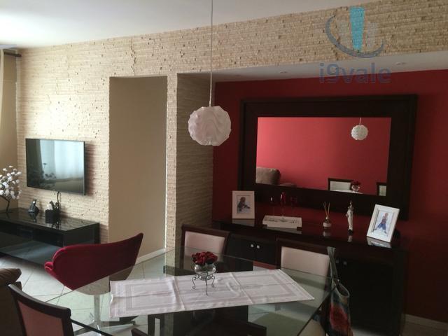 Apartamento de 2 dormitórios em Jardim São Dimas, São José Dos Campos - SP