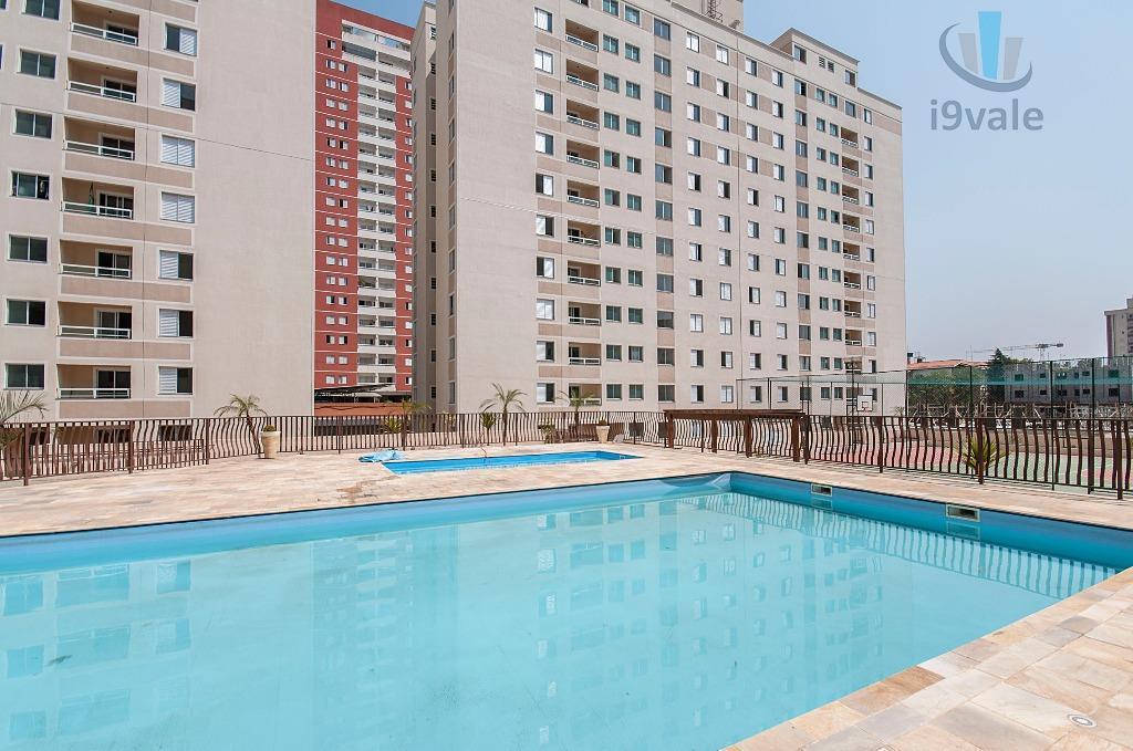 Apartamento de 3 dormitórios em Conjunto Residencial Trinta E Um De Março, São José Dos Campos - SP
