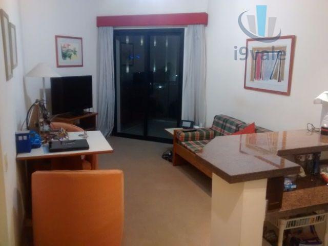 Flat de 1 dormitório em Jardim São Dimas, São José Dos Campos - SP