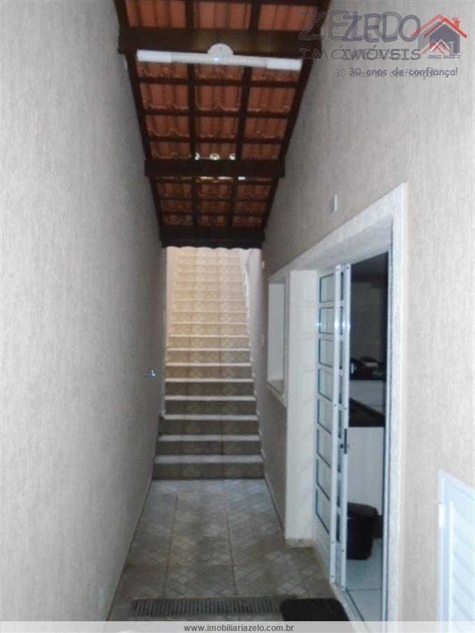 Casa residencial para venda e locação, Vila Olímpia, Campo Limpo Paulista - CA0178.