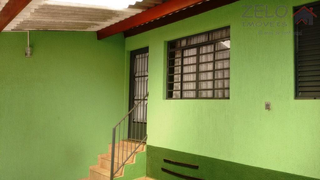 Casa residencial à venda, Jardim Marsola, Campo Limpo Paulista - CA0623.