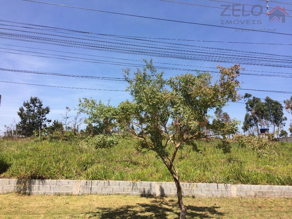Terreno residencial à venda, Vale Esmeralda, Jarinu - TE0198.